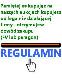 Kliknij aby zobaczyć regulamin